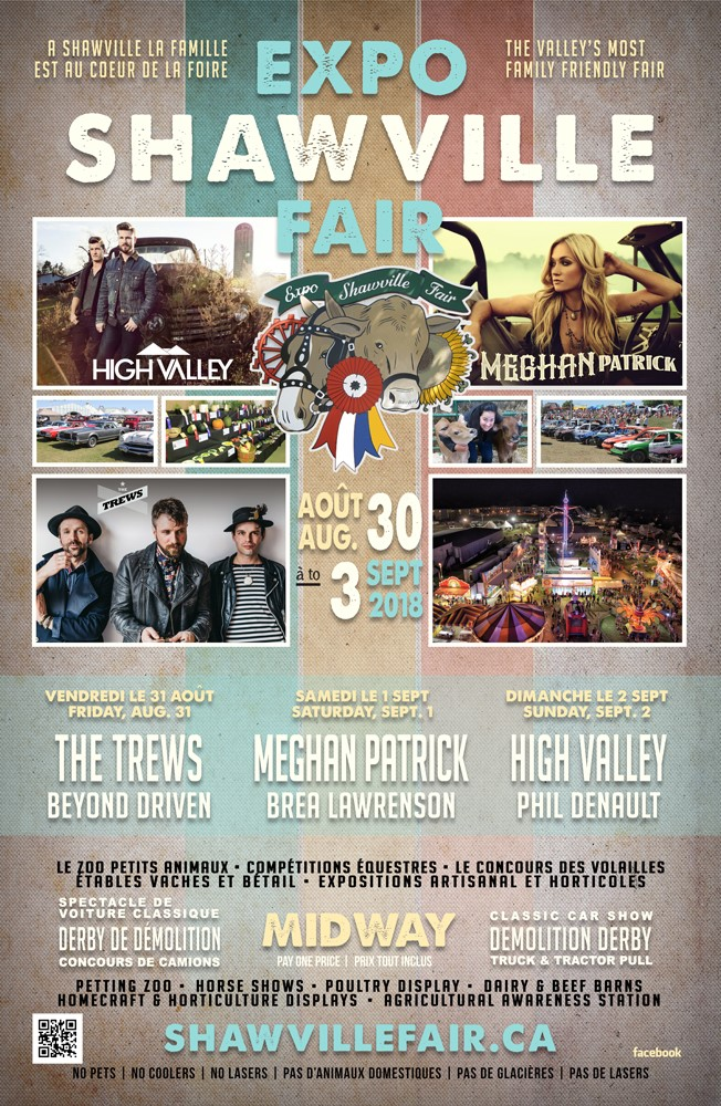 Shawville Fair (Weekend Pass)