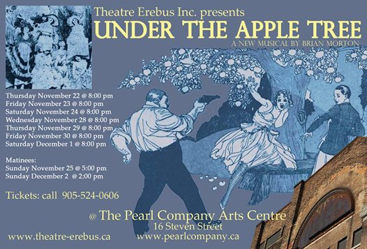 "The Fringe Hit Musical ""Under The Apple Tree"