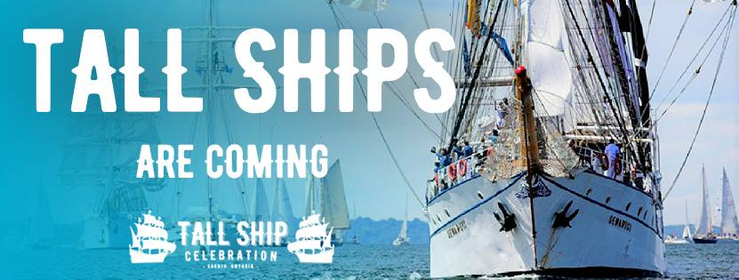 Ship Boarding & General Admission Weekend Pass  - Sarnia Tall Ships Celebration