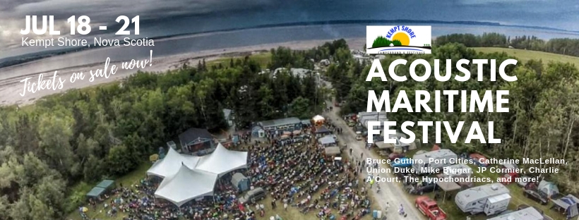 Thursday Pass - Acoustic Maritime Music Festival