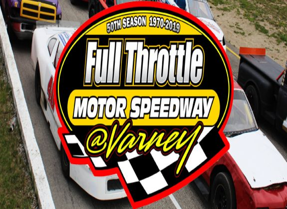 Canada's High Bank Nationals - Invitational Weekend Day #1@ Full Throttle Motor Raceway