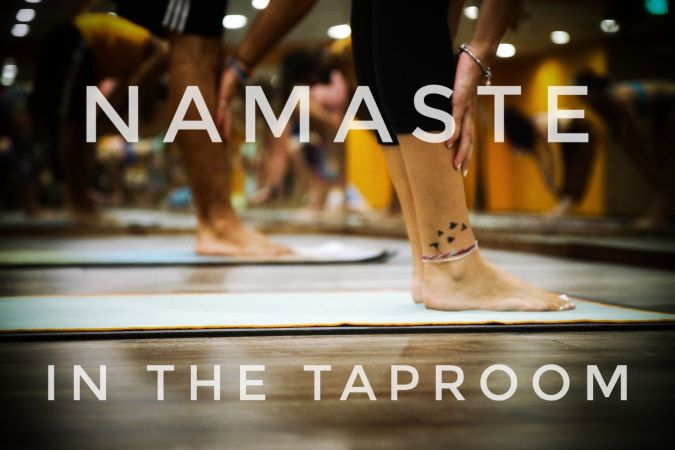Beer & Yoga Oct 27