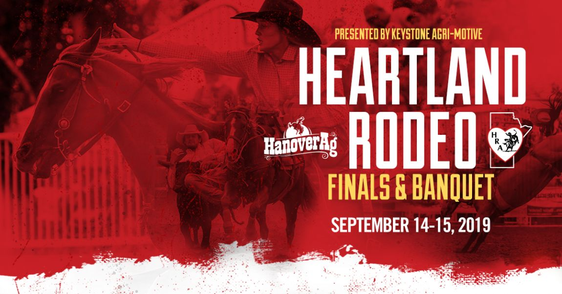 Weekend Pass - Heartland Finals Rodeo