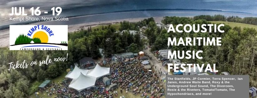 Friday Pass - Acoustic Maritime Music Festival
