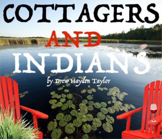 Cottagers and Indians - a comedy  directed by Ralph Small