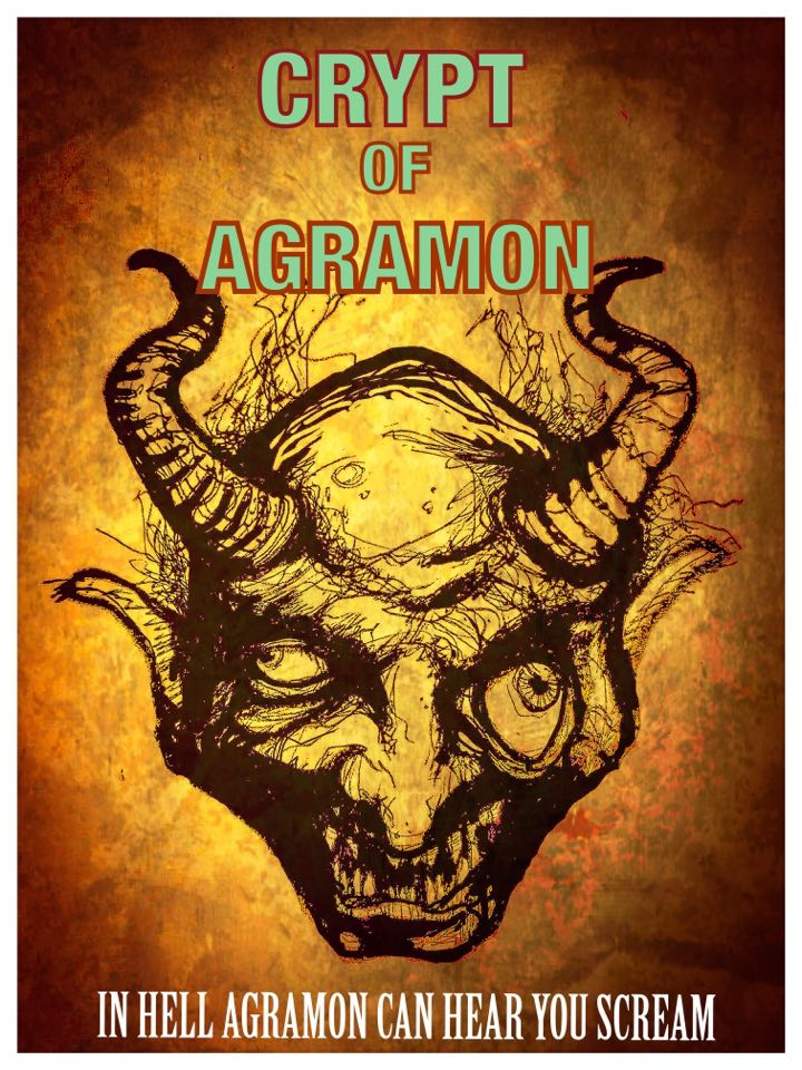 The Crypt of Agramon - A Horror themed Escape Adventure